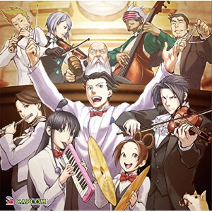 Gyakuten Saiban Meets Again - Orchestra And Jazz [OST]