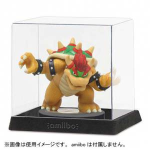 Amiibo Collection Clear Case (Large) [Hori]