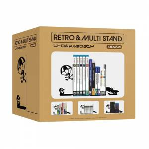 Case Storage - Retro & multi-stand (RAKKASAN) [Goods]