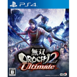 Musou Orochi 2 Ultimate / Warriors Orochi 3 Ultimate [PS4 - Used Good Condition]