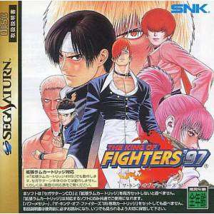 The King of Fighters '97 [SAT - Used Good Condition]
