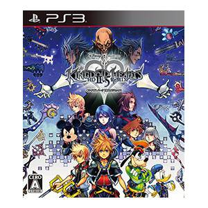 Kingdom Hearts HD 2.5 ReMIX [PS3 - Used Good Condition]
