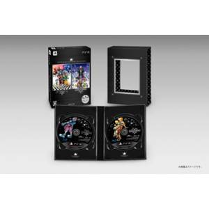 Kingdom Hearts HD 1.5 + 2.5 ReMIX - Starter Pack [PS3 - Used Good Condition]