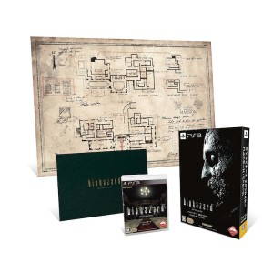 BioHazard / Resident Evil HD Remaster - Collector's Package [PS3 - Used Good Condition]