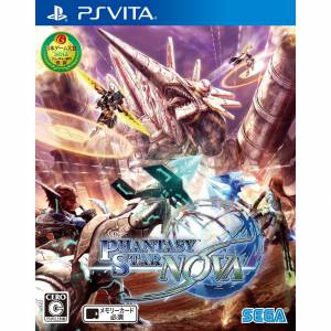 Phantasy Star Nova [PSVita - Used Good Condition]