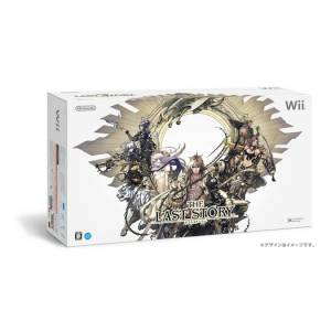 .Console Wii - The Last Story Special Pack [neuve]