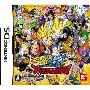 Dragon Ball Kai Ultimate Butôden [NDS]