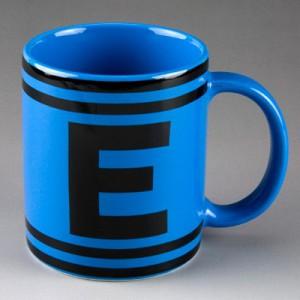 """Rockman - """"E"""" Mug  [e-Capcom Limited Edition]"""