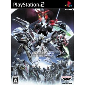 Another Century's Episode 3 - The Final [PS2 - Used Good Condition]