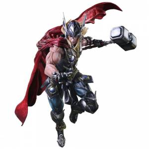Mighty Thor: Marvel Universe - Thor [Variant Play Arts]