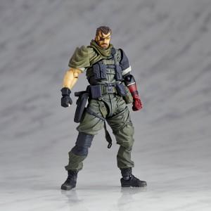 METAL GEAR SOLID V THE PHANTOM PAIN - Venom Snake Olive Drab Field Operation Uniform Ver. [Micro Yamaguchi/Revol Mini]