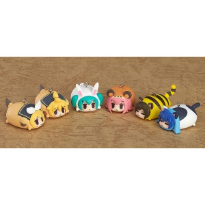 VOCALOID Series - Hatsune Miku Animal Charm Strap 6 Pack BOX [Good Smile Company]