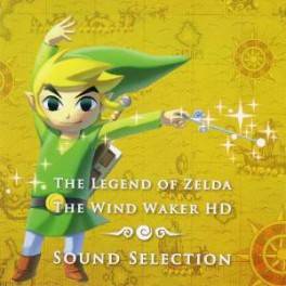 The Legend of Zelda: The Wind Waker HD Sound Selection [OST]