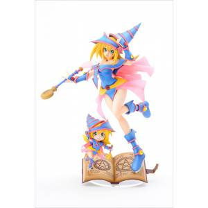 Yu-Gi-Oh! Duel Monsters - Black Magician Girl  with Chibi Buramajigaru [Hobby Japan Limited]