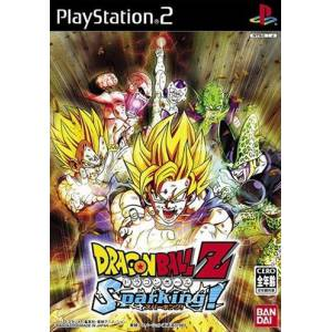 Dragon Ball Z Sparking! / Dragon Ball Z - Budokai Tenkaichi [PS2 - Used Good Condition]