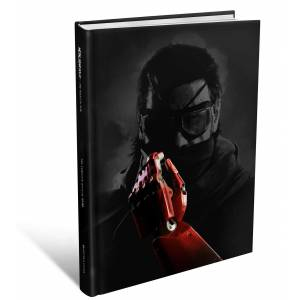 Metal Gear Solid V: The Phantom Pain: The Complete Official Guide Collector's Edition [GuideBook / Artbook]