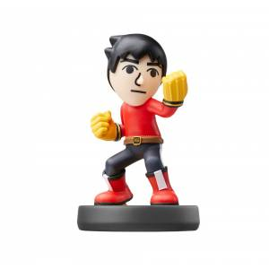 Amiibo Mii Brawler / Fighter - Super Smash Bros. Series  [Wii U/3DS]