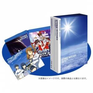 Strike Witches - Blu-ray Box Limited Edition [Blu-ray - Region Free]