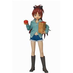 Puella Magi Madoka Magica - Kyoko Sakura Plain Clothes Ver.- Wonder Fes. Limited Edition [RAH MGM]