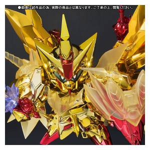 SD Gundam - Superior Dragon Ex-AS - Limited Edition[SDX]