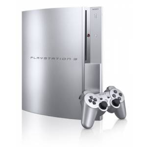 PlayStation 3 80GB Satin Silver [Neuve]