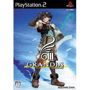 Grandia III [PS2 - Used Good Condition]
