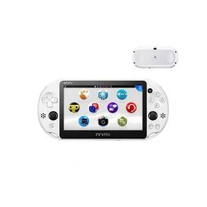 PSVita - Glacier White PlayStation Vita - Wi-fi (PCH-2000ZA22) [new]