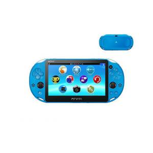 PSVita - Aqua Blue PlayStation Vita - Wi-fi (PCH-2000ZA23) [new]