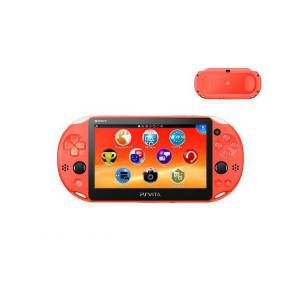 PSVita - Neon Orange PlayStation Vita - Wi-fi (PCH-2000 ZA24) [new]