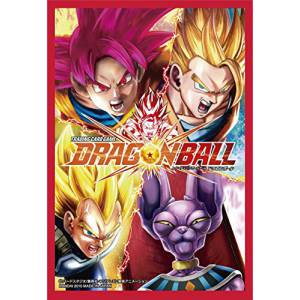 IC Carddass - Dragon Ball Vol.1 Card Sleeve [Trading Cards]