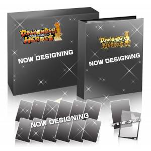 Dragon Ball Heroes - 9 Pocket Binder Set - Gekitou no Choushin Senshi - [Trading Cards]