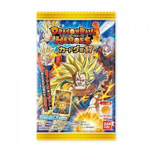 Dragon Ball Heroes - Card Gummy Part.17 20 Pack BOX [Trading Cards]