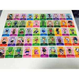 Animal Crossing / Doubutsu no Mori - Amiibo Card First Series Volume 1 - 100 FULL SET [Wii U/3DS]