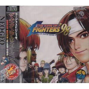 The King Of Fighters '98 (limited edition) [NG CD - Used Good Condition]