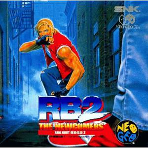 Real Bout Garou Densetsu 2 / Real Bout Fatal Fury 2 [NG CD - Used Good Condition]