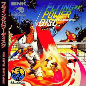 Flying Power Disc / Windjammers [NG CD - Occasion BE]