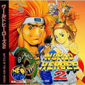World Heroes 2 [NG CD - Occasion BE]