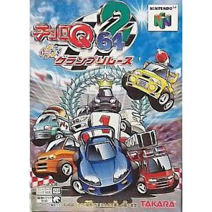 Choro Q 64 2 - Hachamecha Grand Prix Race [N64 - used good condition]
