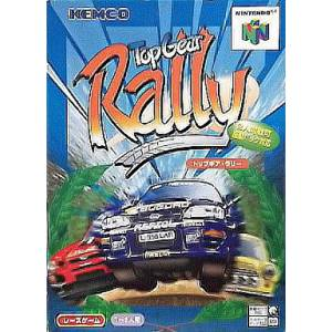 Top Gear Rally [N64 - used good condition]
