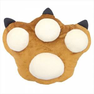 Monster Hunter Airu Paws Cushion [Goods]