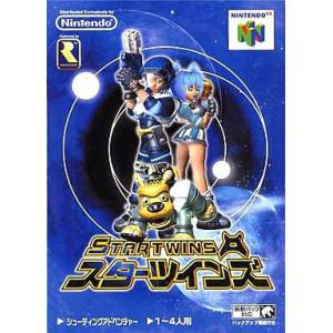 Star Twins / Jet Force Gemini [N64 - occasion BE]