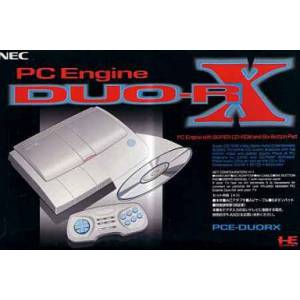 Nec PC Engine DUO-RX - complete in box [used good condition]
