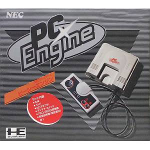 Nec PC Engine - complete in box [used good condition]