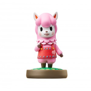 Amiibo Risa / Reese - Animal Crossing series Ver. [Wii U]