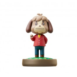 Amiibo Kento / Digby - Animal Crossing series Ver. [Wii U]