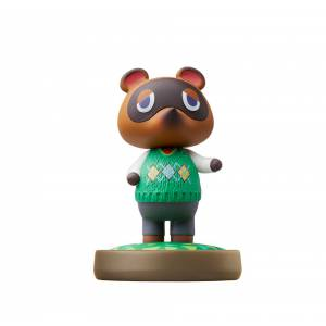 Amiibo Tanukiti / Tom Nook - Animal Crossing series Ver. [Wii U]