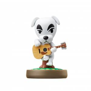 Amiibo Totakeke / K.K. Slider - Animal Crossing series Ver. [Wii U]