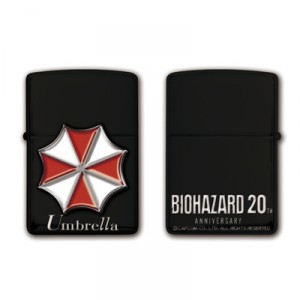 Biohazard 20th Zippo: Umbrella [Capcom]