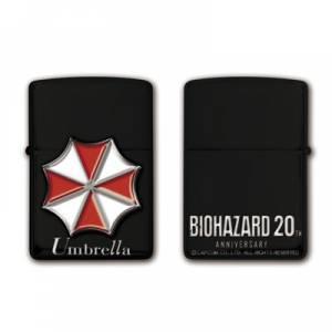 Biohazard 20th Zippo: Umbrella [Capcom]
