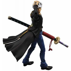 ONE PIECE - Trafalgar Law [Variable Action Heroes]